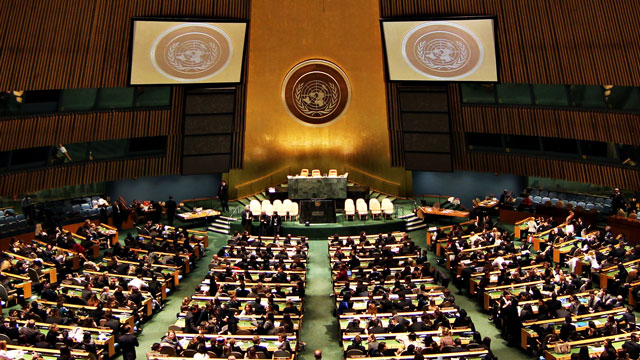 United Nations Resolotion on Jerusalem