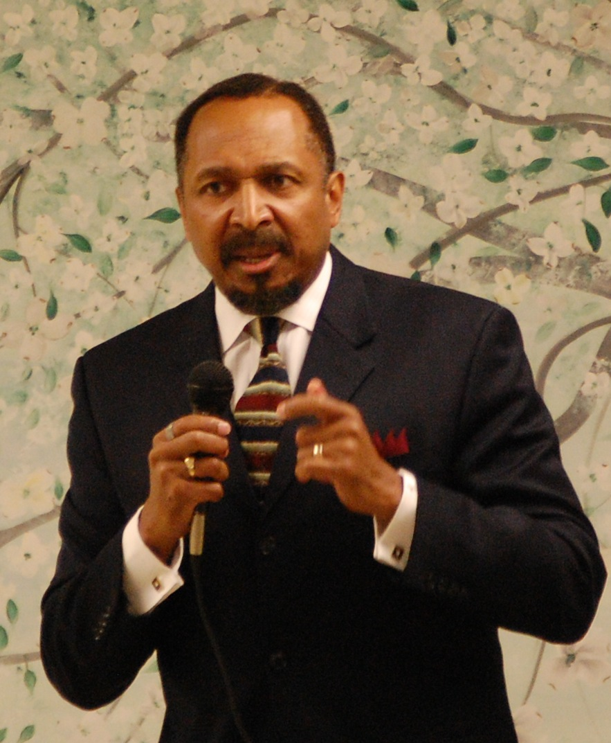 Earl Walker Jackson Sr., an American conservative politician and head pastor at Exodus Faith Ministries, Chesapeake, Virginia