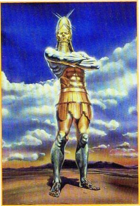 The Image King of Babylon dreamed