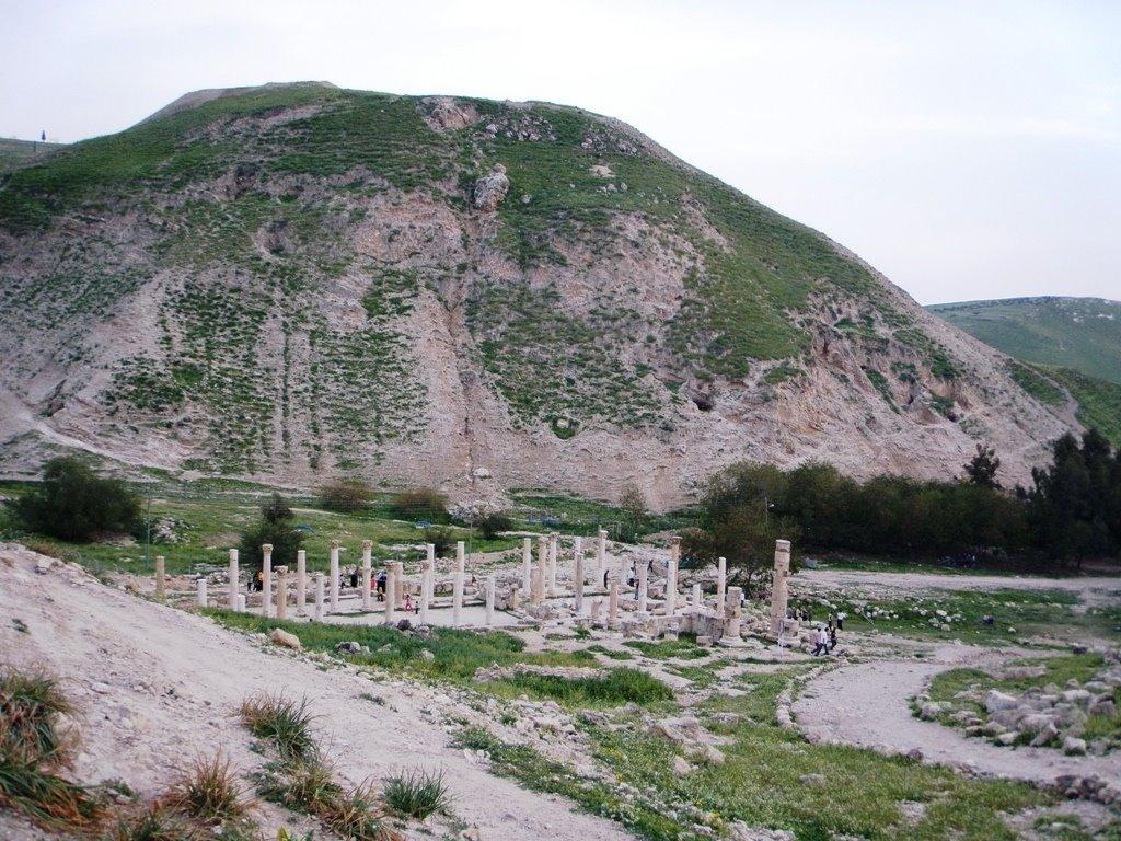 City of Pella, Jordan, where the hidden remnant fled in 70 AD