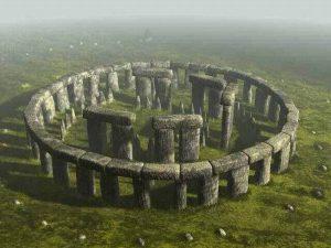 Stonehenge reproduction