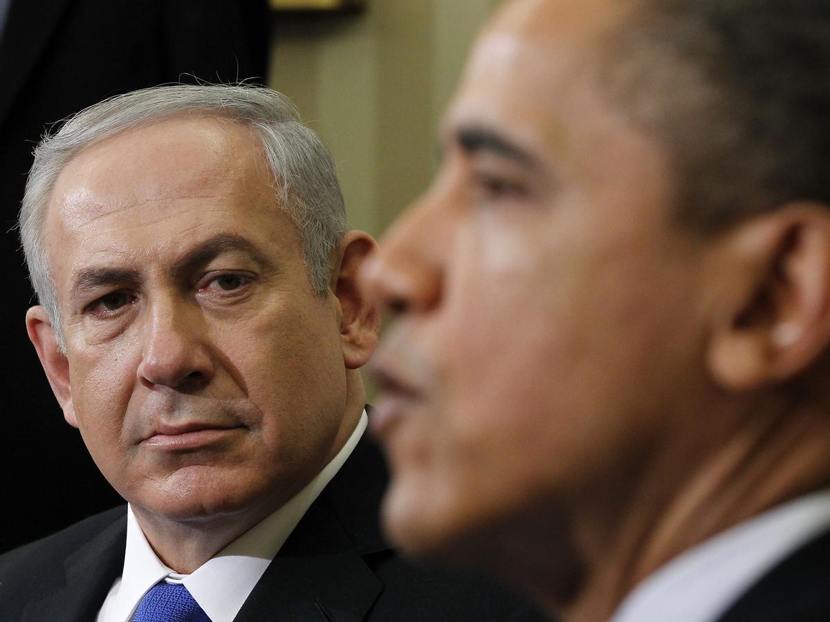 Netanyahu vs. Obama