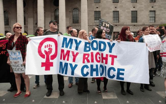 Abortion activism