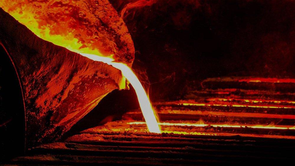 Fiery furnace for refining precious metals